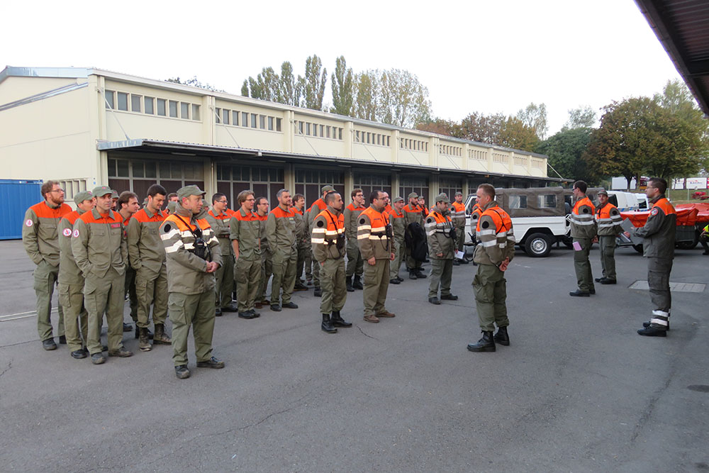 Protection civile Morges - Compagnie 6