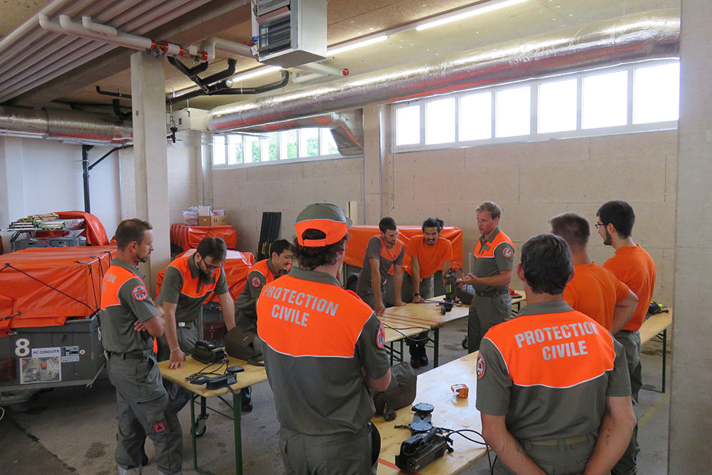Protection civile Morges