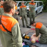 Sauvetage de vie - Protection civile district Morges